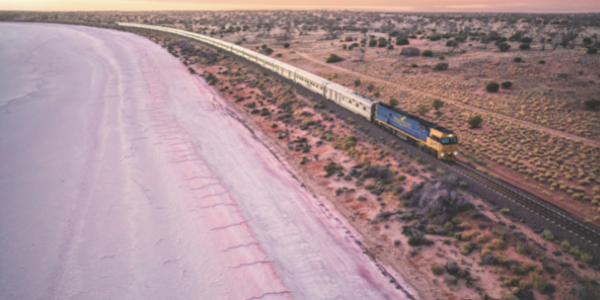 The Ghan, Top End and Murray River Cruise April 2022